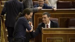 Tentativa de investidura de Sánchez: sigue el cruce de acusaciones entre PSOE y Podemos