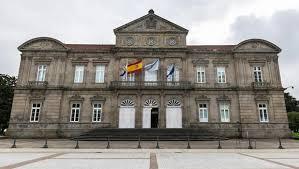 Se constituye la nueva Diputación con pacto de gobierno firmado entre PSOE y BNG