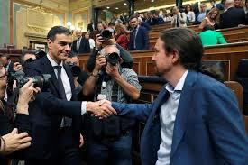 Sesión de investidura: El gesto de Pablo Iglesias desbloqueó la negociación pero aún no hay acuerdo