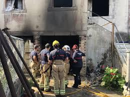 Una vecina de Cambados prendió fuego a la casa familiar con sus padres dentro