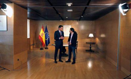 PSOE y Unidas-Podemos se tantean otra vez