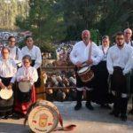 os afoute de canon de pau- manter a tradicioón en Cerdedo e Cotobade