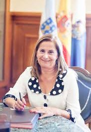 Carmela Silva será reelegida presidenta de la Diputación