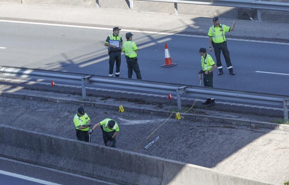 El informe con las conclusiones de los «CSI de Tráfico» sobre el accidente de Teis puede tardar meses