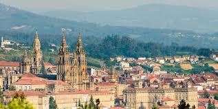 Santiago de Compostela blindado con medidas de seguridad con motivo de la fiesta del 25 de julio