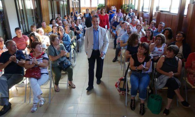 Los vecinos de la Isla de Ons y el alcalde de Vigo hacen un frente común contra las restricciones que impondría la declaración como Patrimonio de la Humanidad