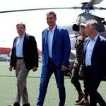 Pedro Sánchez reaparece en Canarias después de unos días de vacaciones