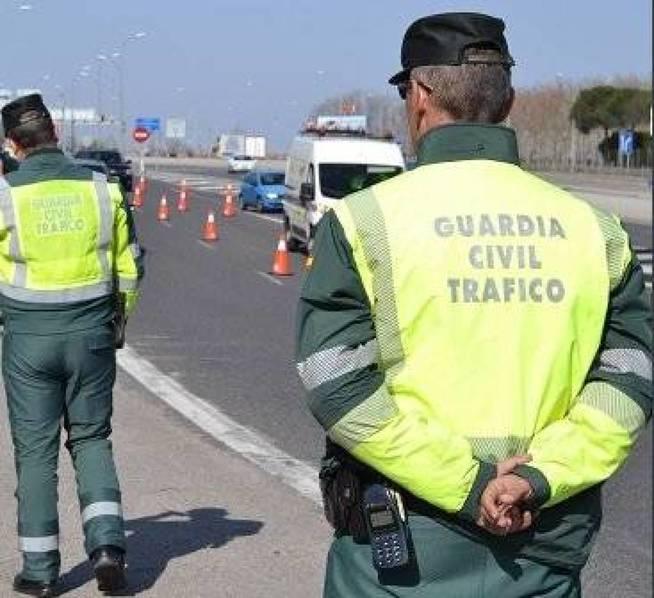 La Guardia Civil de Tráfico recrudecerá esta semana los controles de velocidad