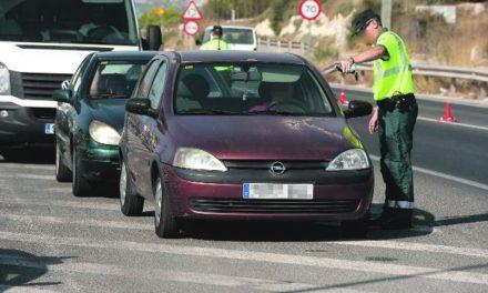 Tráfico: sigue el despliegue de la Guardia Civil durante el «puente»