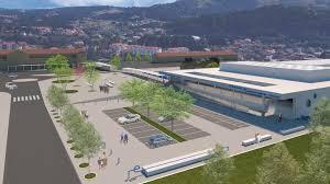 Una docena de ofertas para hacer la estación intermodal de Pontevedra