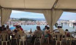 XVII festa productos do mar, illa de arousa, falamos con felix directivo celtiga f.c.