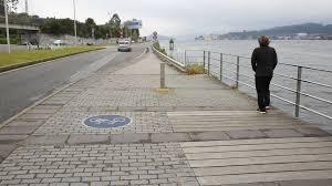 El Gobierno central licita extender la pasarela peatonal de Mollabao hasta Placeres