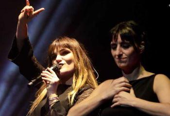 Fiestas de la Peregrina: abarrote en los conciertos de Broken Peach y sobre todo con Rozalén
