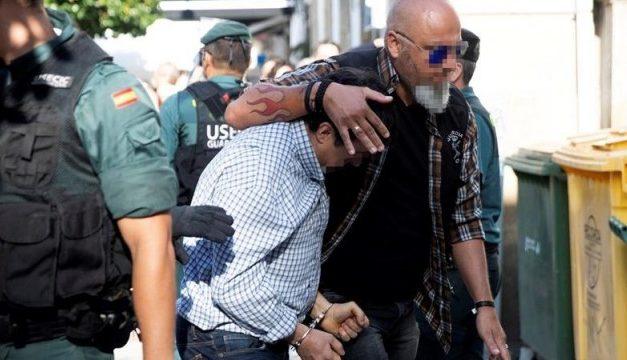 El autor del crimen múltiple de Valga ingresa en la prisión de A Lama