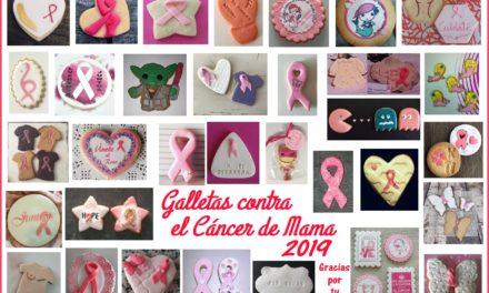 Carmen- Galletas contra el Cáncer de Mama