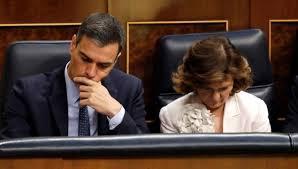 Pedro Sánchez y el PSOE aumentan la presión sobre Unidas Podemos
