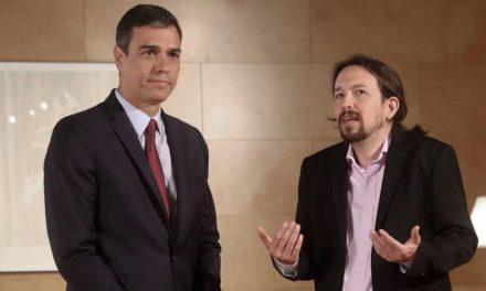 Este martes nueva ronda de negociaciones entre PSOE y Unidas Podemos