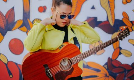 Sheila Patricia – Xoves 19 sep.  Teatro principal Pontevedra presentación videoclip «o mar»