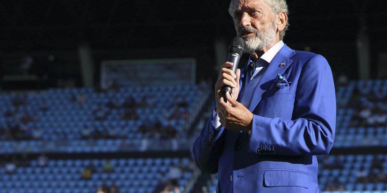 Carlos Mouriño y el consejo de administración del RC Celta mantiene a Fran Escribá