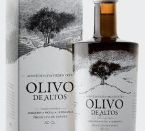 Jose Manuel – responsable, bodega Altos de Tarona en Tomiñio producen un aceite exclusivo