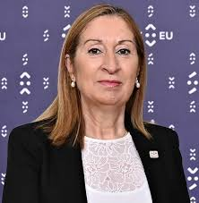 Ana Pastor no irá por Pontevedra sino por Madrid para el Congreso de los Diputados