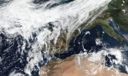 Juan taboada de Meteogalicia- nos fala dun fenomeno metereolóxico sin precedentes o huracán Pablo