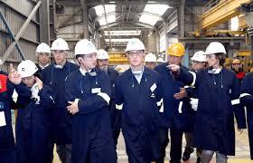 «Alcoa» urge una solución para rebajar el coste de la electricidad para mantenerse competitiva