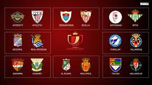Emparejamientos de equipos gallegos para la próxima ronda de la Copa del Rey