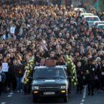 La comarca de Verín sigue con más protestas por el cierre del paritorio en el Hospital Comarcal