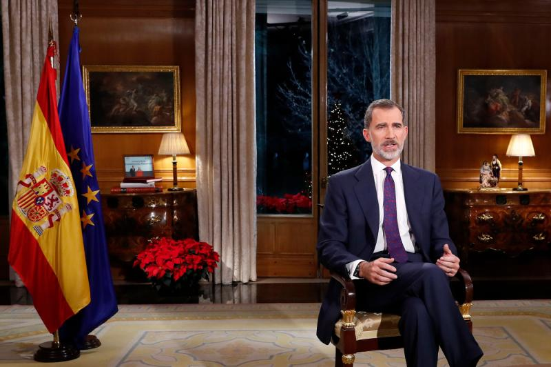 El Rey Felipe VI presidirá el sábado 25, la Ofrenda al Apóstol