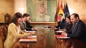 Habrá una tercera reunión negociadora entre PSOE y ERC