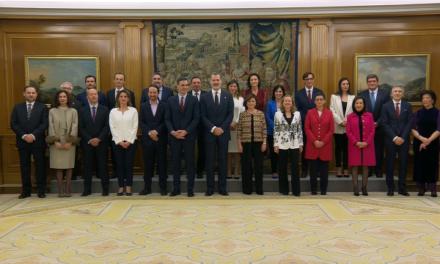 El nuevo Gobierno de la Nación celebra hoy su primer consejo de ministr@s