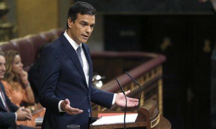 Hoy Pedro Sánchez puede ser investido en segunda votación con mayoría simple