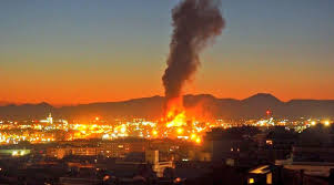 La explosión de Tarragona revive fantasmas en Pontevedra