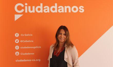 Bea García Pino podría ser la candidata de C's a la presidencia de la Xunta