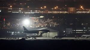 La peripecia del avión de Air Canadá tuvo a todo España en vilo