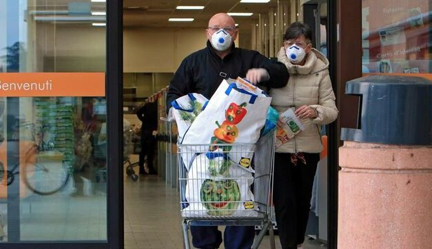 Coronavirus: mirando de reojo a Italia