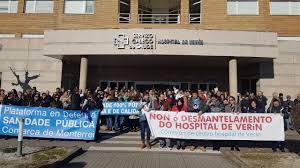 Nacen los dos primeros bebés en el Hospital de Verín tras la reapertura del paritorio