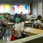 Los chavales seguirán sin clases más allá del 11 de abril
