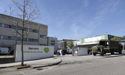 Más de 300 infectados en las residencias geriátricas de Galicia