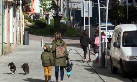 Una mayor vigilancia policial evitó desmanes en el segundo día de permiso de salida para los niños.