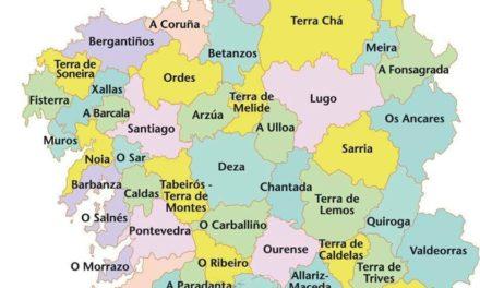 Hay 140 concellos gallegos donde no hay contagios de coronavirus