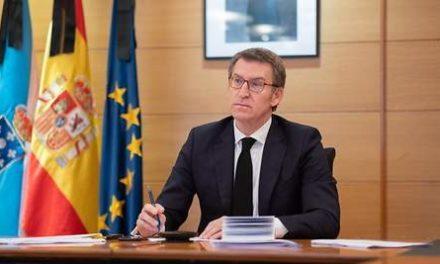 Feijóo anuncia las elecciones gallegas para el 12 de julio