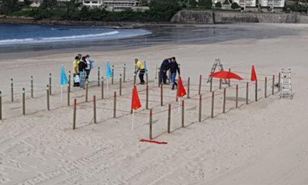 Así debemos ir a las playas en Galicia