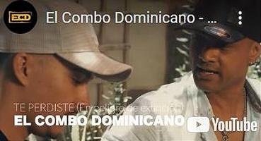 Cirano del Combo Dominicano estreno nuevo single- TE PERDISTE
