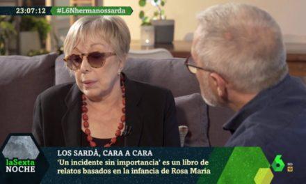 Fallece Rosa María Sardá
