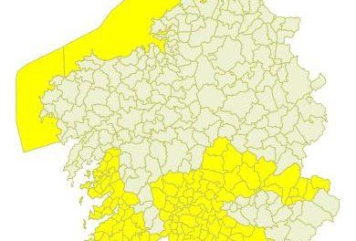 Otra jornada de altas temperaturas con aviso amarillo