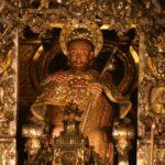 Restricción de aforo en la Catedral y sin abrazo a la imagen del Apóstol