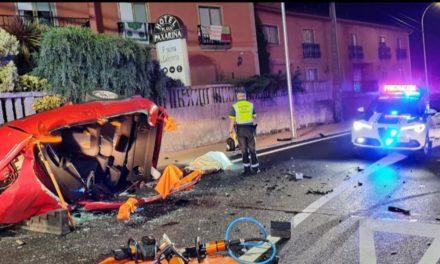 Sigue el goteo de víctimas mortales en accidentes de tráfico en Galicia