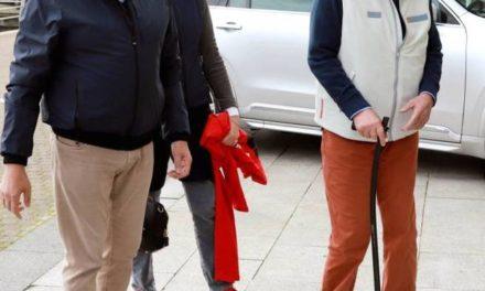 El alcalde de Sanxenxo considera injusto lo ocurrido con Juan Carlos I